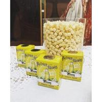 義大利帶回 160年老牌子小脆糖 Pastiglie Leone ---義式汽水系列(Tassoni 檸檬柑橘汽水口味)