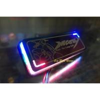 『六扇門』SFD MANY 長方形鈦片 方形 反光片 貼片 鈦片 鍍鈦 燒鈦 反光片燈 LED 110 125 長方形