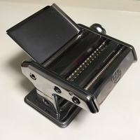「二手」俊媳婦家用麵條機小型多功能壓面機手動擀麵機擀麵機餃子餛飩皮機