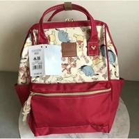 japanese anello disney joint models school computer bag backpack