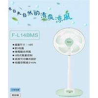 【Panasonic 國際牌】微電腦14吋電風扇 F-L14BMS~