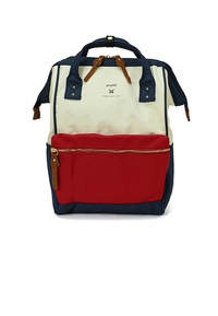 Anello anello 10 Pockets Polyester Backpack
