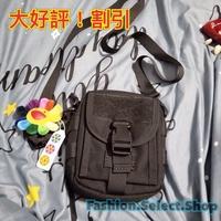 🇯🇵 ✈️日本制 軍裝古著 街頭 掛包 側背小包(黑色 墨綠 大地咖啡共三色)