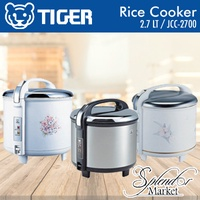 TIGER 2.7LT ELECTRICE RICE COOKER JCC-2700 / 15-cup large capacity rice cooker /