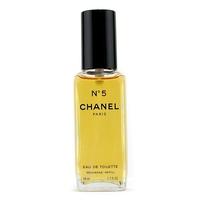 Chanel 香奈兒 N°5噴霧淡香水補充裝No.5 Eau De Toilette Spray  50ml/1.7oz