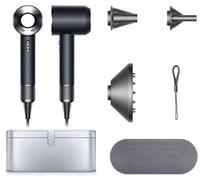 Dyson Supersonic™ Hair Dryer (Black/Nickel) with Platinum Case