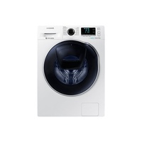 Samsung WD80K6410OW Washer 8kg cum Dryer Combo with EcoBubble, 8kg