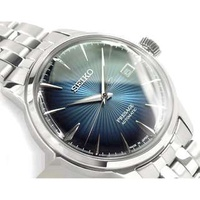 Seiko Presage BlueMoon Cocktail Automatic Japan Made SRPB41 SRPB41J1 SRPB41J SARY073 Men's Dress Watch