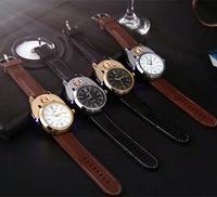 USB手錶打火機充電個性男士送男友生日禮物電子腕錶diy創意點菸器  電購3C