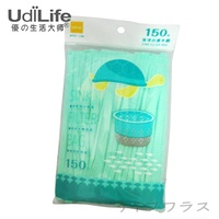 UdiLife 流理台濾水網(150入×6包)