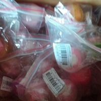糖果毛巾扭蛋球  婚禮小物/小朋友禮物/旅行方便專用/攜帶方便