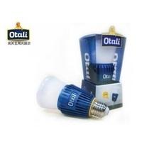 《床前明月光》 勝華科技 OTALI E27 10W 球泡藍寶石 全周光2800K5800K 顧眼睛 專利(1500元)