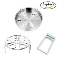 [SINGHI] steamer basket for instant pot