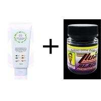 泰國育鬍膏+育鬍膏白 育鬍專用 適用於頭髮 鬍子 眉毛 鬢角 胸毛 black phomthong