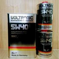 (C+西加小站) 摩德 5W40 VOLTRONIC 5W40 5W-40 德國 (6公升)全合成機油
