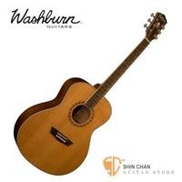 【小新樂器館】美國Washburn WMJ11S 單板民謠吉他【WMJ-11S/木吉他】