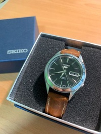 🚚 CHEAP Seiko 5 automatic SNKL23