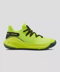 男小童UA Curry 6籃球鞋