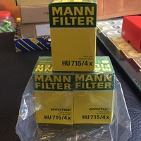 德國 MANN HU715/4x 機油芯 BMW E46/E36/E30/E34 內湖可面交