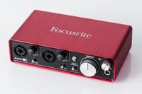 Focusrite Scarlett 2i2 新版二代 錄音卡/錄音介面 USB 2.0(原廠公司貨保固)