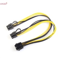 Angel Graphics Card Power Extension Cable Extension Power Cable - intl