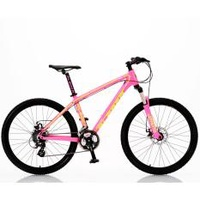 "Aleoca 26""  24 Speed Leffetto Mountain Bike (Pink)"