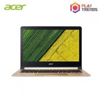 Acer Swift 7 (SF713-51-M9HV) - 13.3inch FHD Ultrathin i7-7Y75/8GB RAM/256GB SSD/W10 Notebook (Black)
