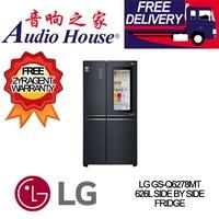 LG GS-Q6278MT 626L SIDE BY SIDE FRIDGE *** 2 YEARS LG WARRANTY ***