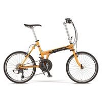 KHS 功學社 F20-T3F 451輪組 30速 折疊車 小折 腳踏車 摺疊車