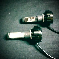現代 super elantra 原廠版大燈 近燈 LED 燈泡