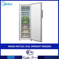 MIDEA MCF232 232L UPRIGHT FREEZER