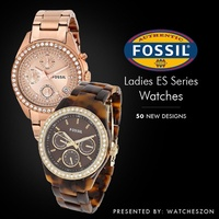 [FOSSIL] *AUTHENTIC FOSSIL* Fossil Watch Collection for Men and Women