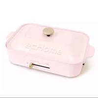 Bruno Inspired (Echome) Multi-Purpose Hot Plate (Pink)