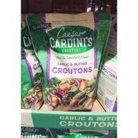 好市多代購 CARDINI'S 香蒜奶油沙拉佐味麵包塊(每包908g) 適合搭配各種生菜沙拉 新包裝