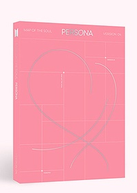 BTS BANGTAN BOYS - MAP OF THE SOUL : PERSONA [4 ver.] CD+Photocard+Folded Poster+Free Gift