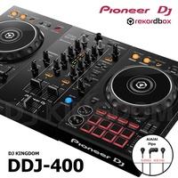 Pioneer先鋒 DDJ-400 DJ控制器midi打碟機 送rekordbox 禮包