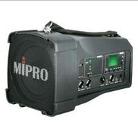 【擴音機專賣店】 MIPRO 嘉強 MA-100SB 超迷你肩掛式無線喊話器
