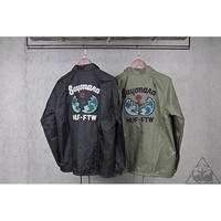 【HYDRA】HUF Sayanora Coaches Jacket 風衣 教練外套 夾克 刺繡 玫瑰【JK00091】