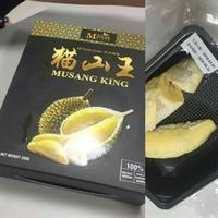 🔥冷凍貓山王榴槤🔥(約3-4瓣)