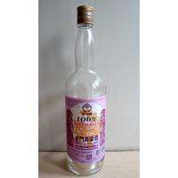 106年金門高粱空酒瓶 1000毫升