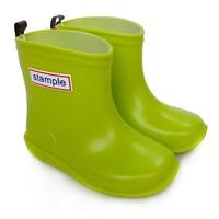 Stample日本製兒童雨鞋(青蘋綠) 限時免運再送鞋墊 (公司貨)【普風歐美精品】