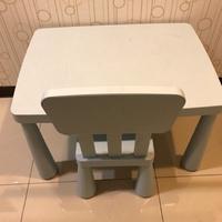 IKEA兒童桌椅(ㄧ桌一椅)