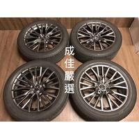 🔶Lexus RX F 正原廠20吋鋁圈含胎