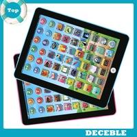 [Deceble] 嬰幼兒童迷你平板電腦早教學習機雙語點讀故事機