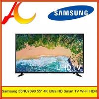 Samsung 55NU7090 55INCH 4K Ultra HD Smart TV Wi-Fi HDR LED TV (55NU7090)