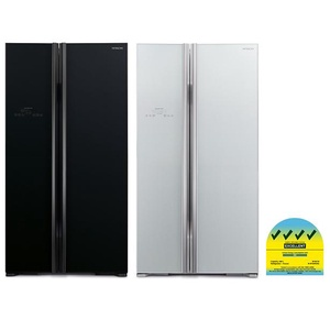 Hitachi R-S700P2MS Side by Side Refrigerator