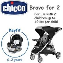 Chicco Bravo Strollers