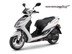 【YAMAHA山葉機車】新勁戰CygnusX 125