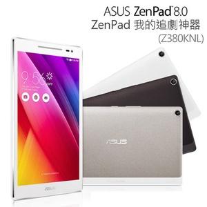 【ASUS】ZenPad 8.0 Z380KNL 2G/16G 8吋LTE通話平板