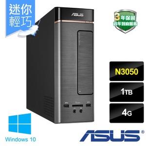 ASUS華碩 輕巧桌上型小型電腦(K20CE)